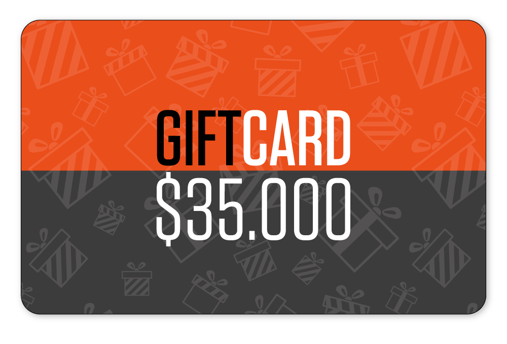 Gift Card $35.000