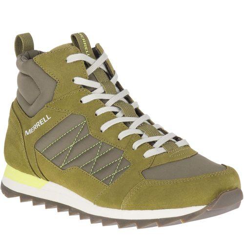 Botín Hombre Alpine Sneaker Mid