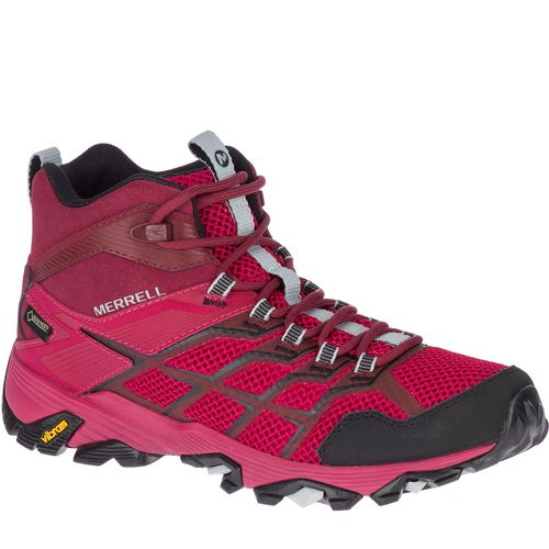 Botín Mujer Moab Fast 2 Mid Gore-Tex