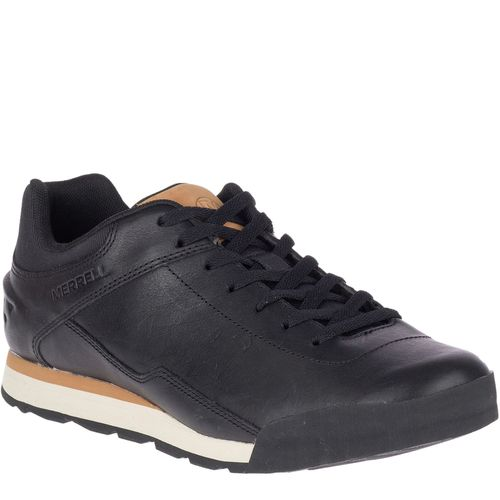 Zapatilla Hombre Burnt Rocked Leather