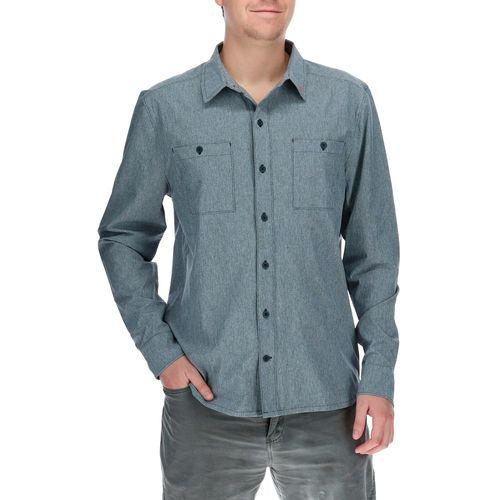 Camisa Hombre Ridgewell LW LS Trekking