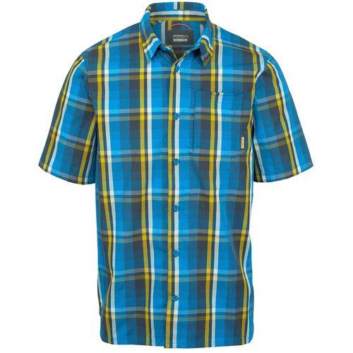 Camisa Hombre Wrangell SS