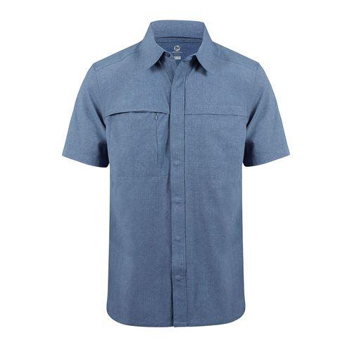 Camisa Hombre A/T Strech Woven SS