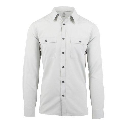 Camisa Hombre A/T LS Stch Wvn