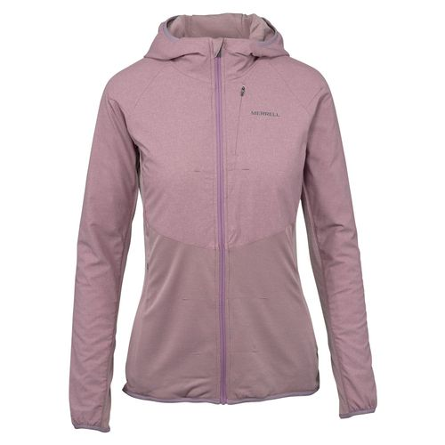 Chaqueta Mujer Trekpro Hooded Mid-Layer