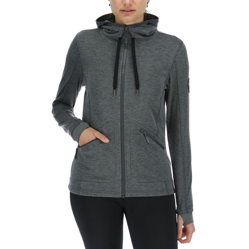 Polar-Mujer-Full-Zipper-Fleece