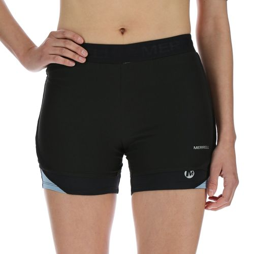 Short Mujer With Inner