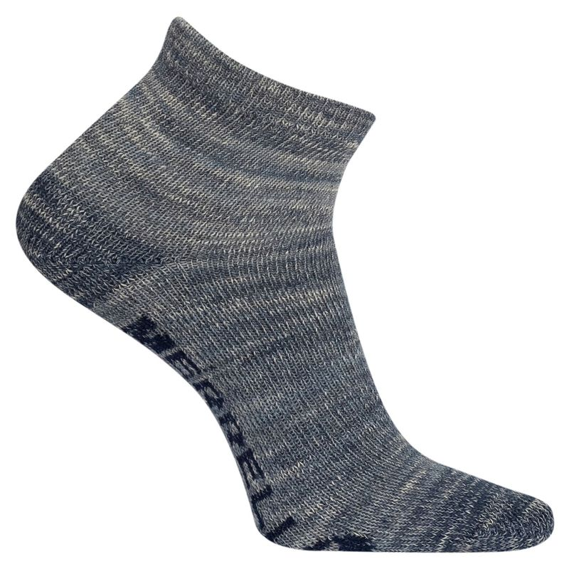 Calcetin-Mujer-Cushioned-Random-Feed-Texture-Ankle-Sock