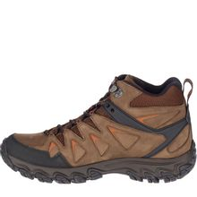 Botín Hombre Pulsate 2 Mid Leather Waterproof