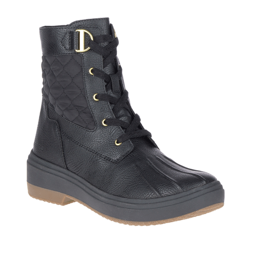 Bota Mujer Holly Mid Lace Waterproof