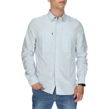Camisa Hombre Stretch Woven LS