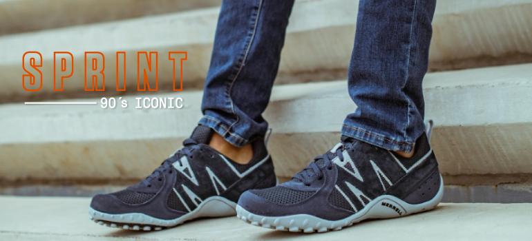 Zapatillas sprint