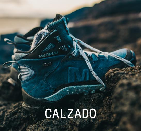 zapatos merrell barcelona national park